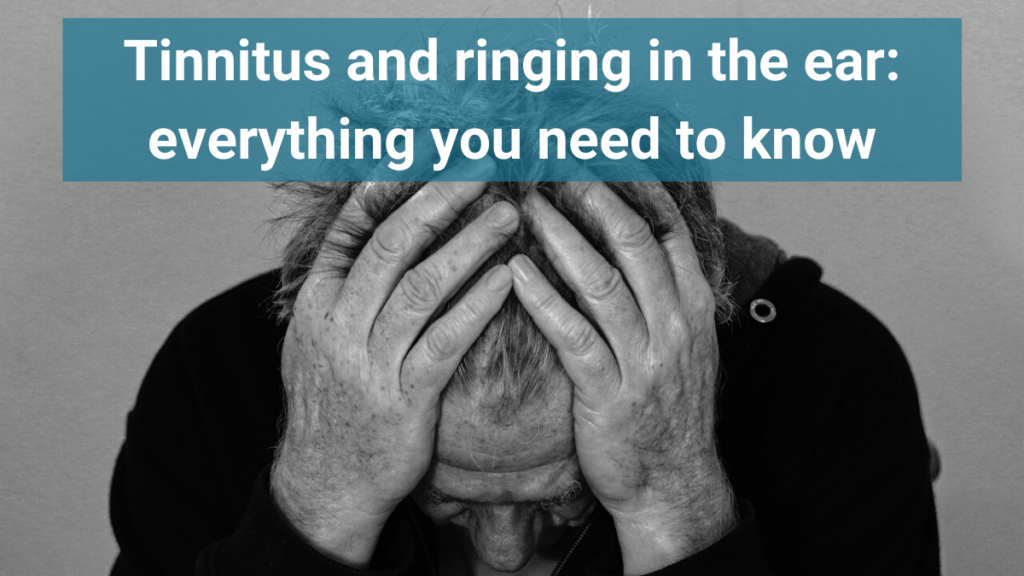Over 50 million Americans suffer from tinnitus.