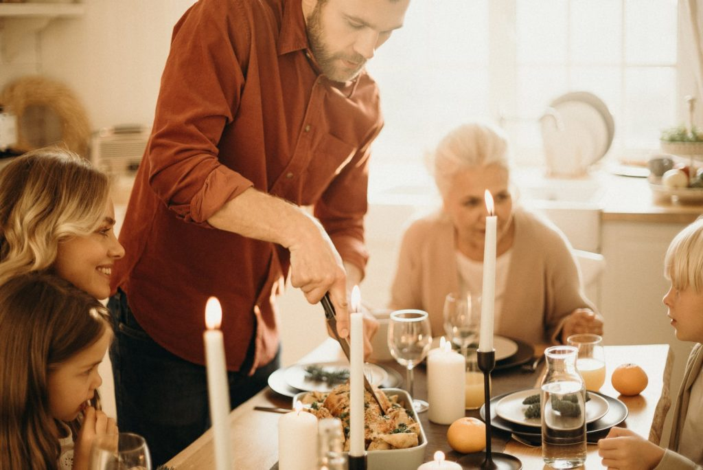 How To Survive The Holidays When You Have Hearing Loss