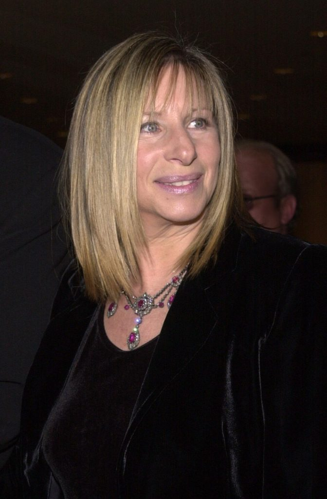 15 celebrities that are deaf or hard of hearing: Barbara Streisand