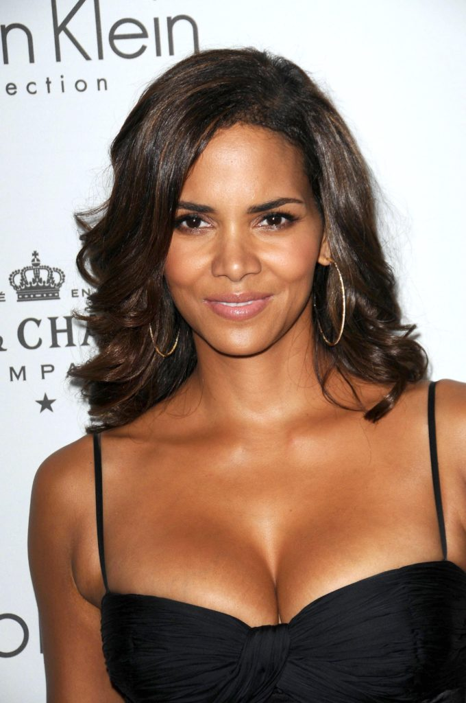 15 celebrities that are deaf or hard of hearing: Halle Berry