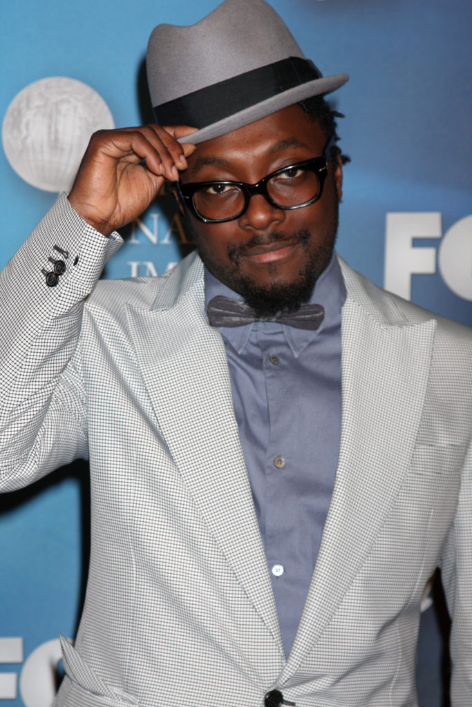 15 celebrities that are deaf or hard of hearing: Will.i.Am