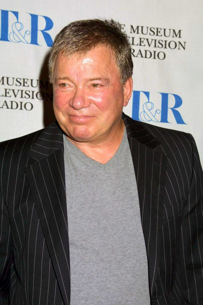 15 celebrities that are deaf or hard of hearing: William Shatner