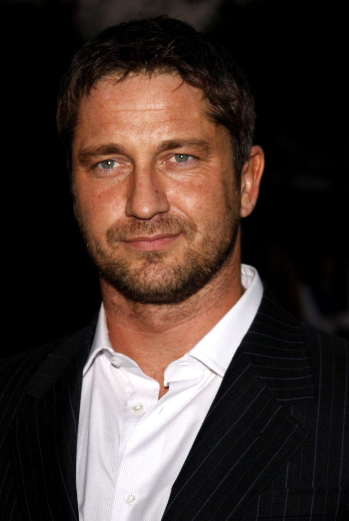 15 celebrities that are deaf or hard of hearing: Gerard Butler