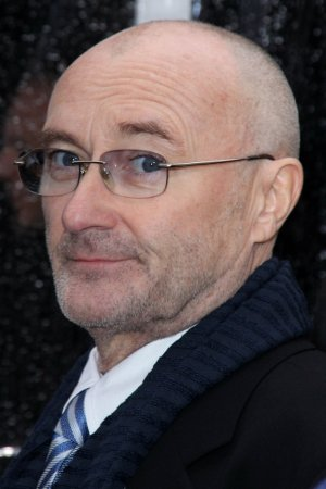 15 celebrities that are deaf or hard of hearing: Phil Collins