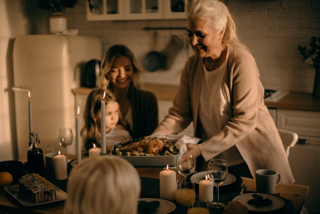 Hearing loss shouldn't prevent you from enjoying the holidays with the loved ones or hosting parties.