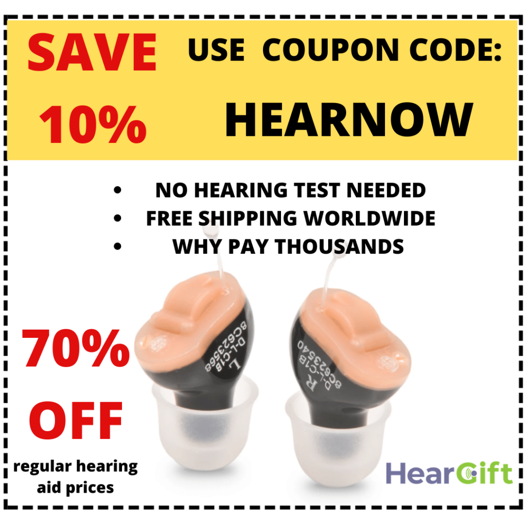SAVE ON HEARING AIDS
