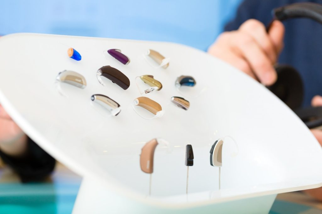 Choose which hearing aid is best according to your hearing loss